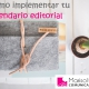 como implementar calendario editorial